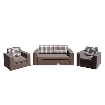 Mb Moebel Polstergarnitur Sofa Set 3er Couch 1er Wohnlandschaft 3
