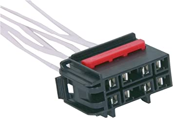 amazon.com: acdelco pt2215 gm original equipment instrument panel wiring  junction block pigtail: automotive  amazon.com