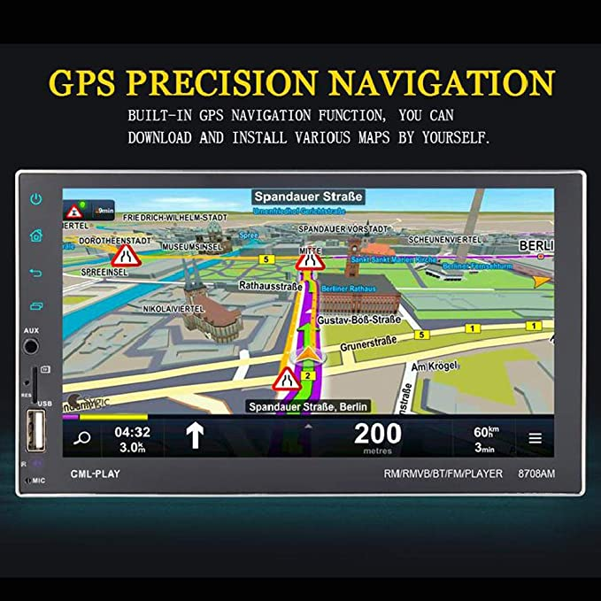 Install Gps Navigation System Built - My Own Email