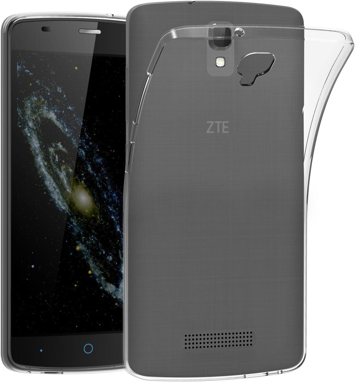 ivoler Funda Carcasa Gel Transparente para ZTE Blade L5 / ZTE ...