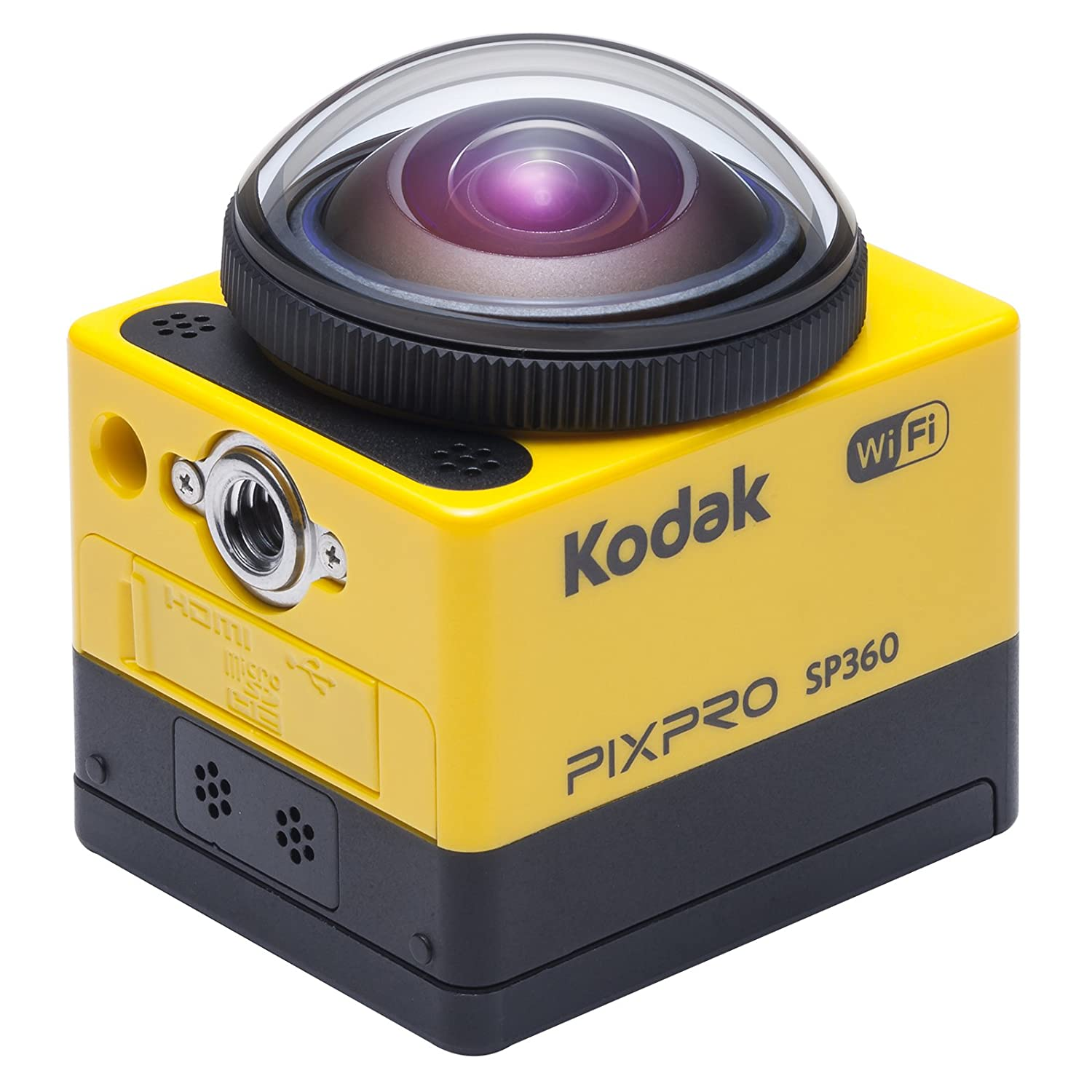 Kodak PixPro SP360 cámara para deporte de acción Full HD MOS 17,52 MP 25,4 / 2,33 mm (1 / 2.33