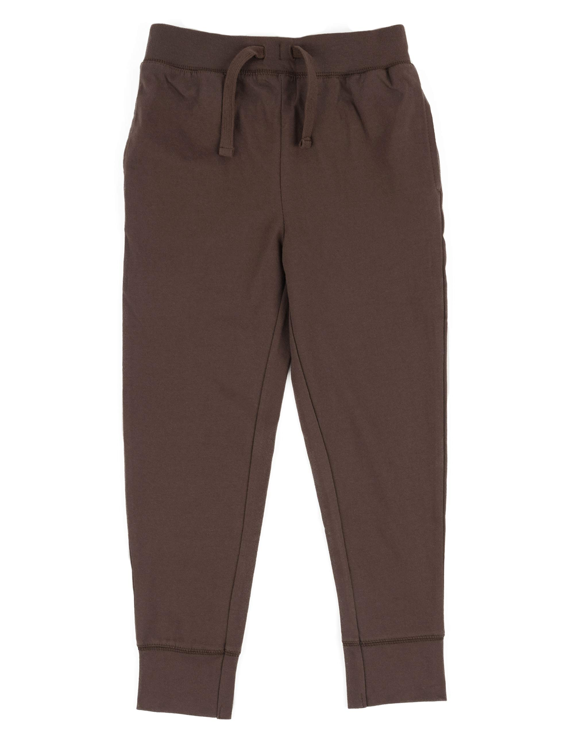 Leveret Kids Boys Pants Brown Size 10 Years