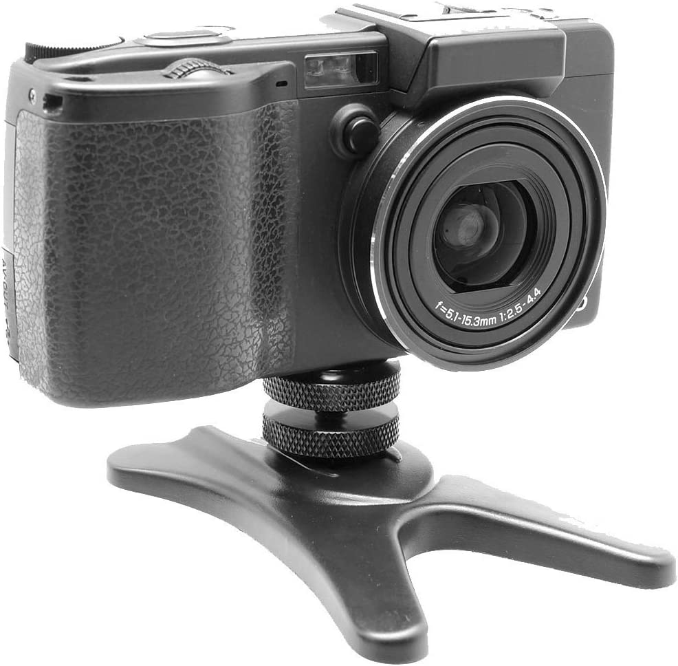 Gadget Place Desktop Camera Stand with Thumb Screw for Sony Cyber-shot RX100 V DSC-HX80 DSC-RX1R II