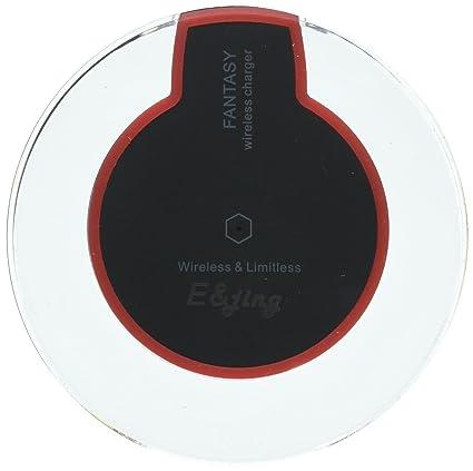 Amazon.com: Cargador inalámbrico, E & Jing Qi Wireless Carga ...