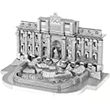 Puzzles & Geduldspiele 3D Metall Puzzle Mailand Dom Duomo di Milano Modell Puzzle Spielzeug