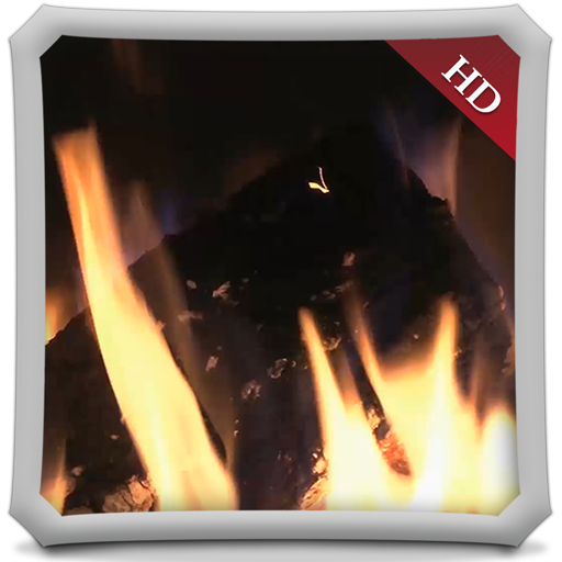 Picturesque Fireplace Ambiance - FREE Wallpaper & Themes