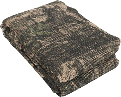at x camo hunting arid burlap material blind army blinds