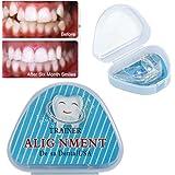 Eboxer 歯 矯正 矯正器 デンタルマウスピース 矯正用リテーナー マウスピース 噛み合わせ 歯ぎしり いびき防止 予防 歯並び 矯正