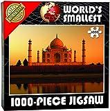 Jigsaw pequeño del mundo Taj Mahal [Importado de Inglaterra]