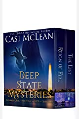 Deep State Mysteries Boxset: A Fast-Paced Gripping Series, Combining Supernatural, Romance, And NCIS In Two Stunning Thrillers. Kindle Edition