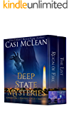 Deep State Mysteries Boxset: A Fast-Paced Gripping Series, Combining Supernatural, Romance, And NCIS In Two Stunning…