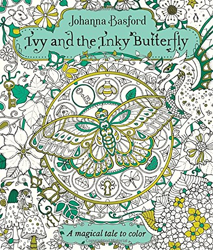 Amazon Ivy And The Inky Butterfly A Magical Tale To Color
