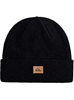 7a485921a Quiksilver Men EQYHA03089 Performed Beanie - Barn Red Heather, One ...