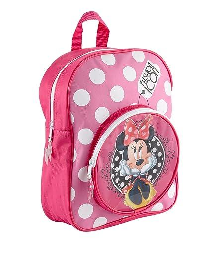 Disney Minnie Mouse Fashion Icono Mochila