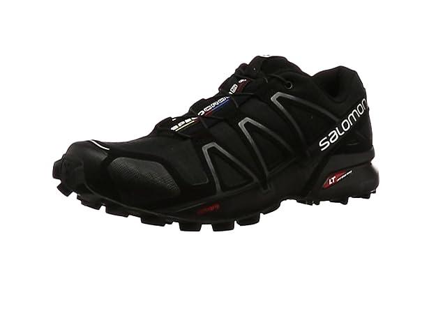 Vente En Ligne Salomon Speedcross 4 Chaussures NoirNoir
