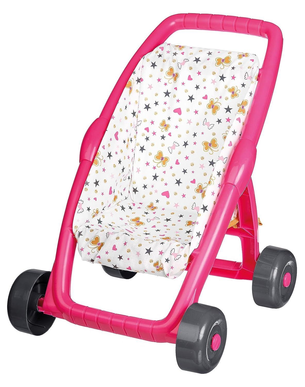 Amazon.es: Smoby 7600250223 - Muñeca Baby Nurse Primo Cochecito: Juguetes y juegos