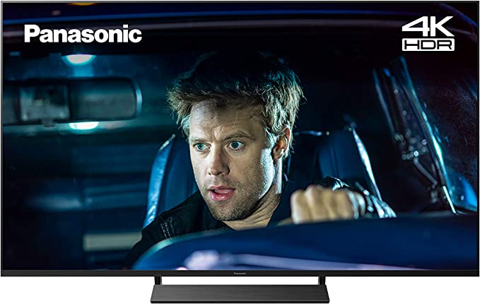 Panasonic TX-40GX800B 40 inch LED 4K Ultra HD HDR Smart TV with Dolby Vision & Dolby Atmos Sound and Freeview Play (2019), Alexa compliant [Energy Class A+]