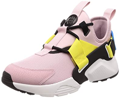 97efcdc0ddcb7 Nike Air Huarache City Low Womens Ah6804-500 Size 6
