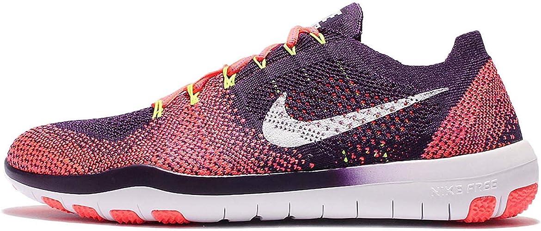 Shop Nike Womens Free Focus Flyknit 2 Running, Cross