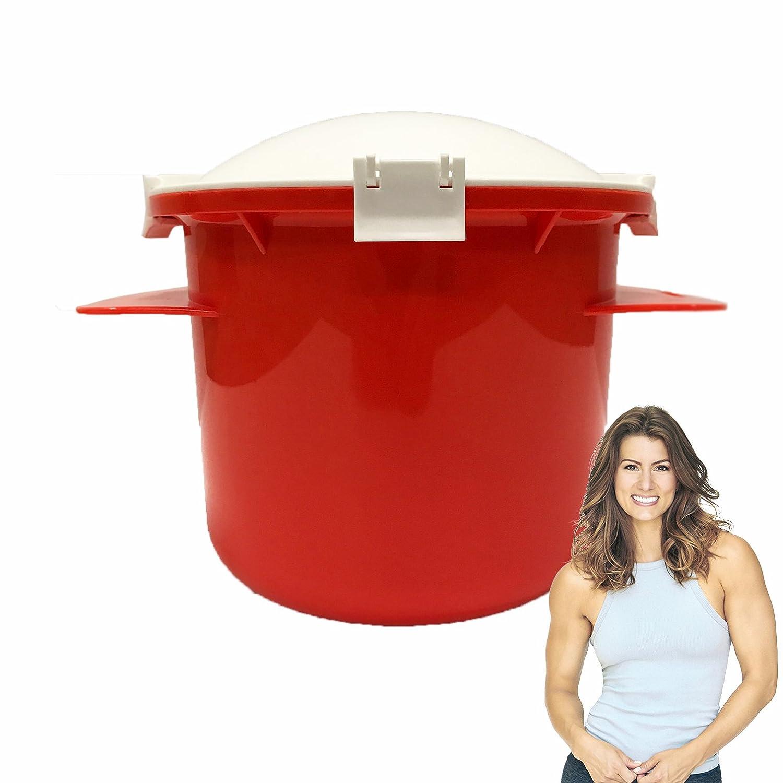 Jen Widerstrom Microwave Oatmeal Cooker (Black)