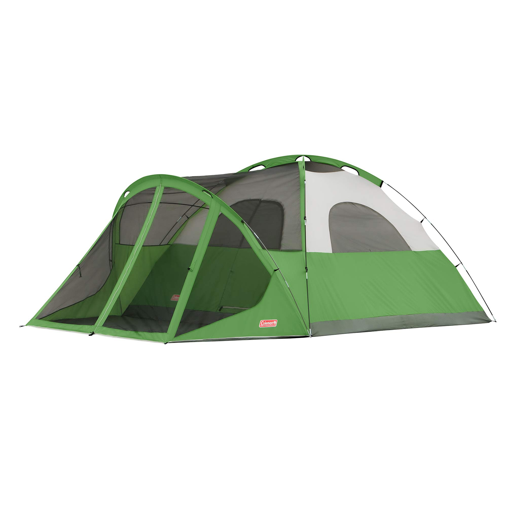 Coleman Dome Tent With Screen Room Evanston Camping Tent
