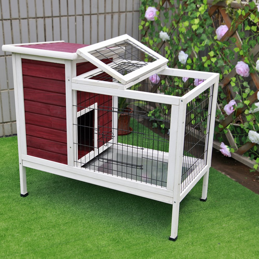 x hutch new extra run hutches cage previous shop house uk pet guinea rabbit large