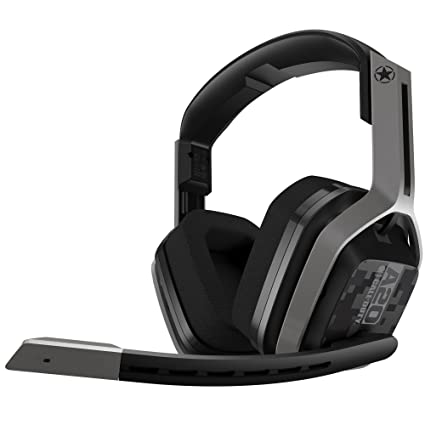 ASTRO Gaming A20 - Auriculares con micrófono inalámbricos Call of Duty Edition, compatibles con Xbox