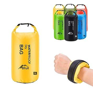 BFULL Waterproof Dry Bag 5L 10L 20L 30L 40L  Lightweight Compact ... 9c076371c1d8f