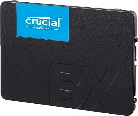 Crucial Disco Duro SSD BX500 SATA 960G 2.5