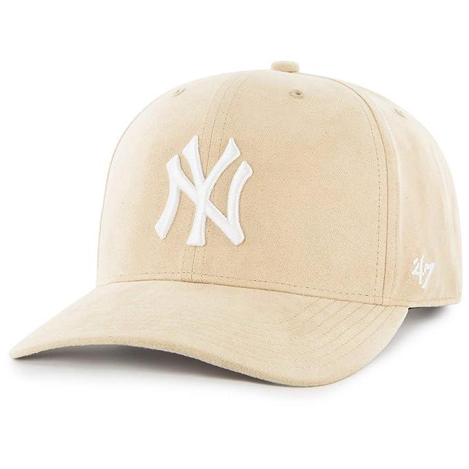 47 Brand Gorra MVP DB Suede YankeesBrand de Beisbol Baseball ...
