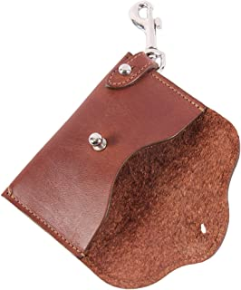 product image for Col. Littleton Full-Grain Leather Key Wallet | Made in USA