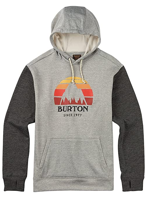 Burton Oak Pullover Sweat Shirt à Capuche Homme: