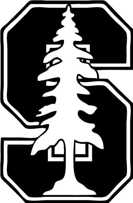 Stanford University Vinyl Decal QuotStickerquot For Car Or Truck Windows