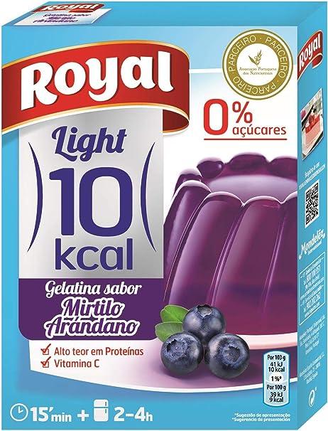 Royal, Gelatina para untar - 6 de 31 gr. (Total 186 gr ...