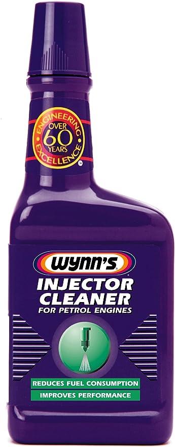 rétro officiel de vente chaude pourtant pas vulgaire Wynns 55964 - Injecteur nettoyant de Moteur à Essence de 325 ML