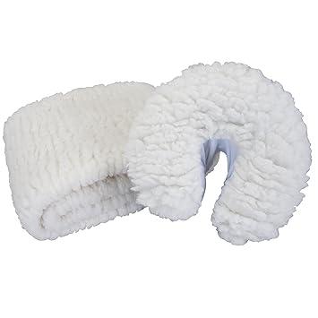 Earthlite Basic - Juego protector de camilla de masaje: Amazon.es: Salud y cuidado personal