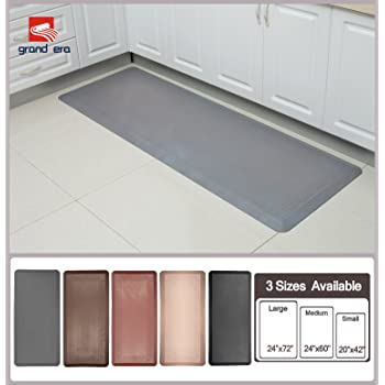 Amazon.com: Butterfly Long Kitchen Anti Fatigue Mat Comfort Floor ...