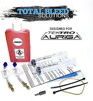 Total Bleed Solutions Kit de Purga de Frenos hidráulicos TBS ...