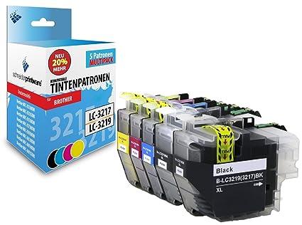 5 Cartuchos de impresora Schneider Print Ware compatible con ...