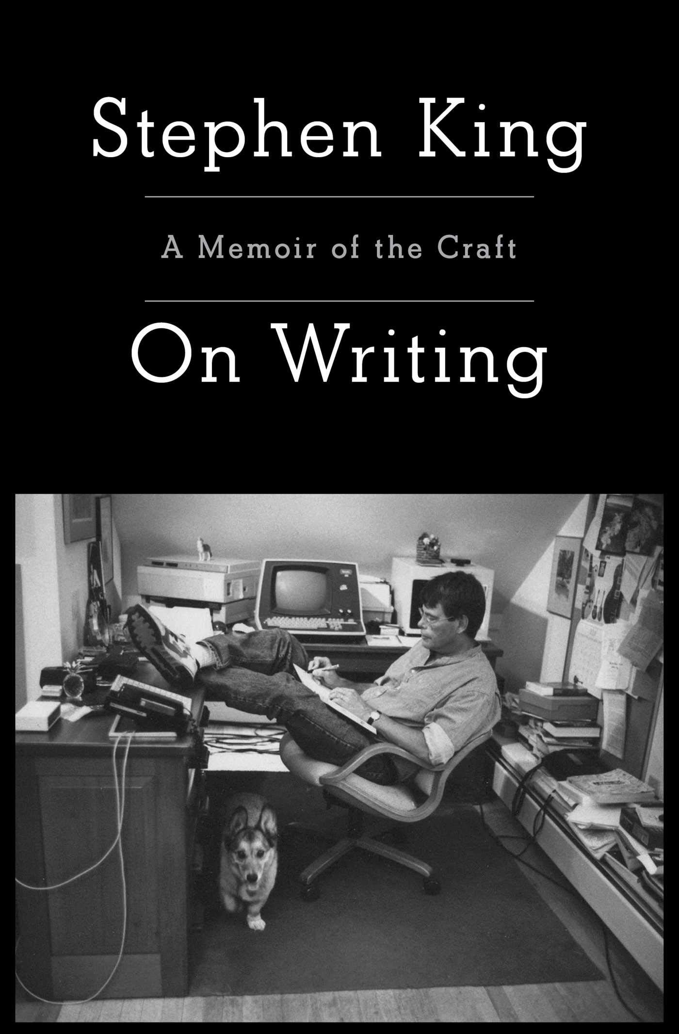 On Writing: A Memoir of the Craft: King, Stephen: 8580001040363 ...