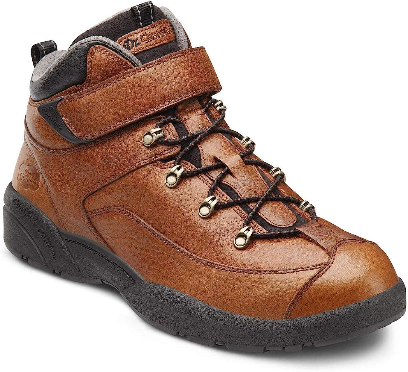 Dr. Comfort Ranger Men s Therapeutic Diabetic Extra Depth Hiking Boot