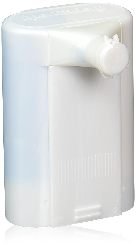 B00008WM5S Mentadent Refreshing MintToothpaste, Advanced Whitening, Twin Refills 5.25 Oz. 71z4wGmcgkL._SL1500_