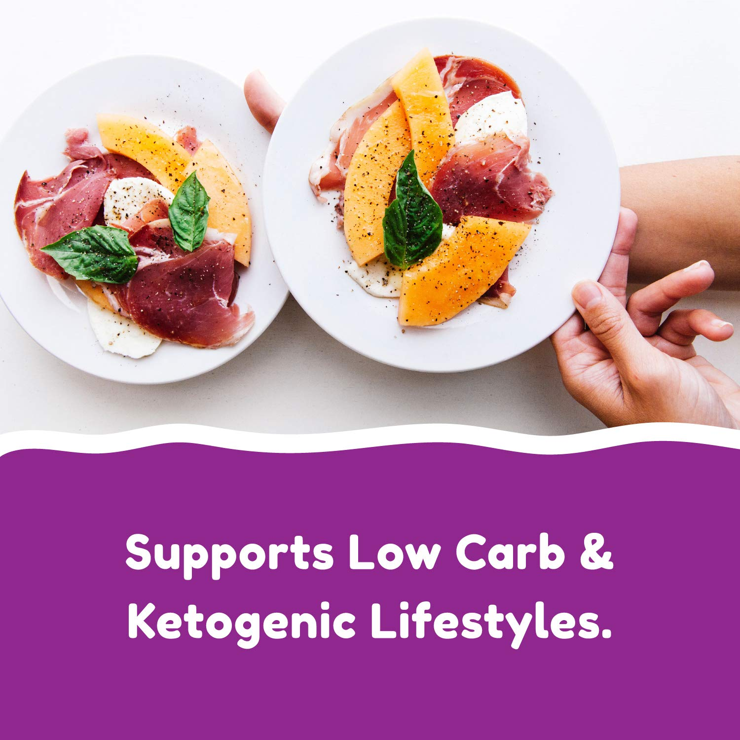 Kiss My Keto - Exogenous Ketones Supplement - 120 Keto BHB Capsules, Keto Diet Pills with Keto BHB Salts as Ketone with Caffeine, Take with Your Favorite Ketones Drink for Ketosis, 60 Day Supply by Kiss My Keto (Image #5)