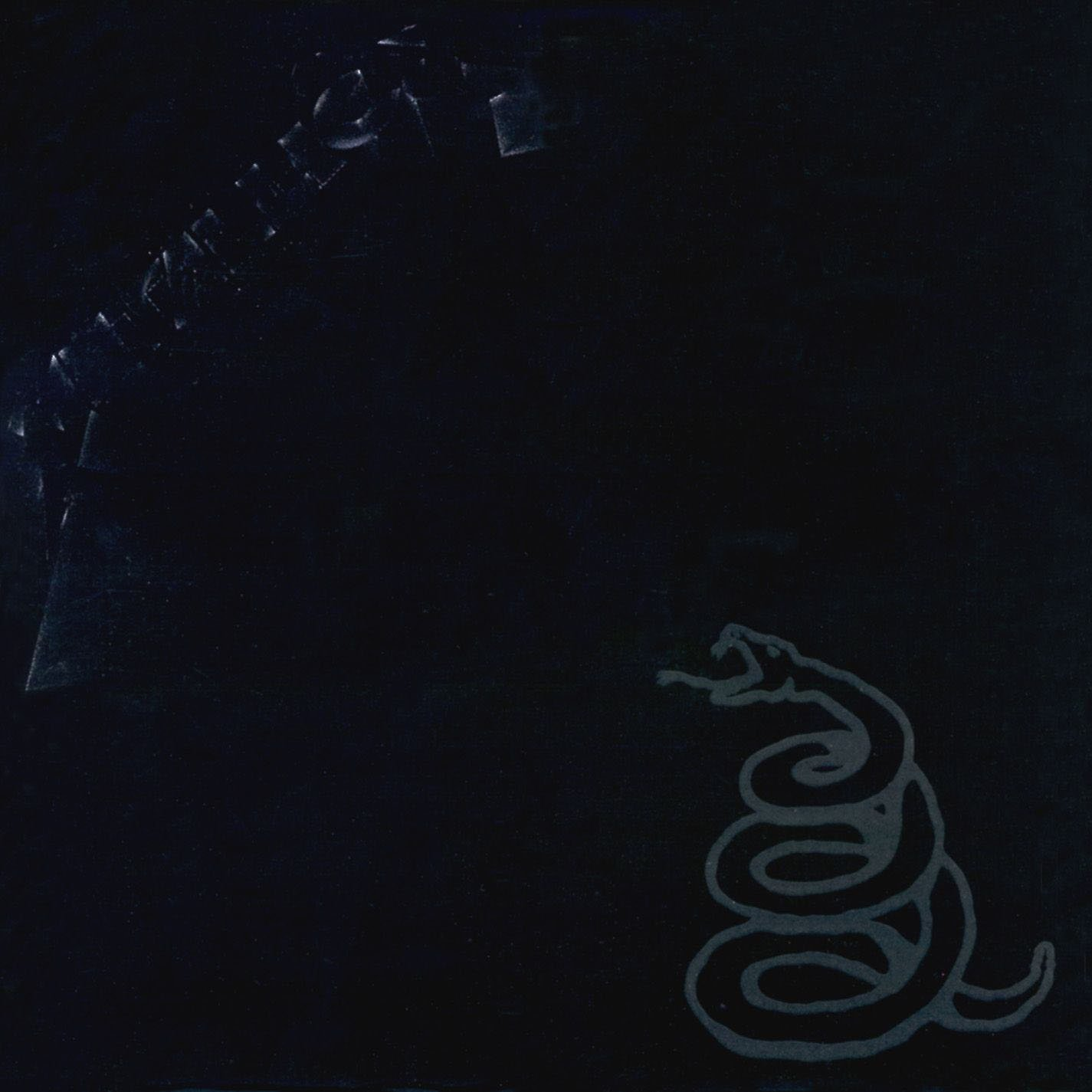 Image result for metallica black album