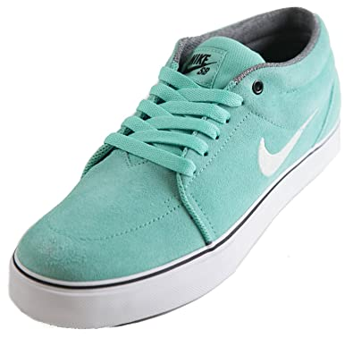 size 40 classic style huge sale Amazon.com | nike SB satire mid mens skate shoes 599081 310 ...