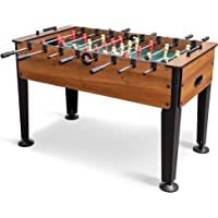Classic Sport Official Size Indoor Newcastle Pro Foosball Table - Quick-Snap Construction