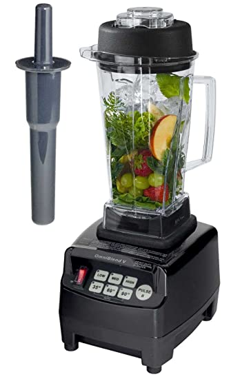Powermixer Küche | Profi Smoothie Maker Power Mixer Blender Icecrusher 2 0 L Mit