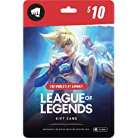 League of Legends $10 Gift Card - NA Server Only [Online Game Code]