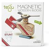 Tegu Looper Magnetic Wooden Block Set