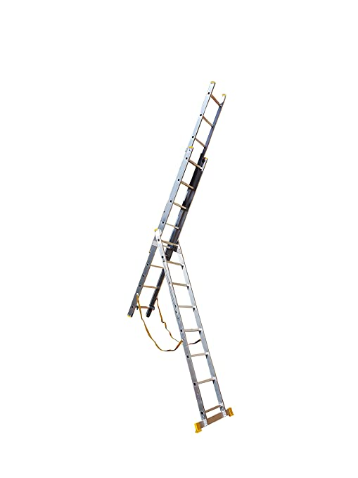 Extension Ladder Safety Harness
